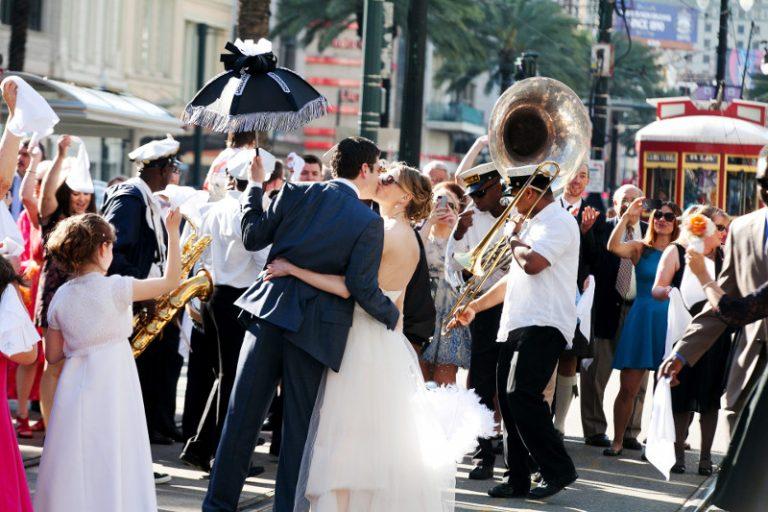 Second Line zur Hochzeit©Arte De Vie