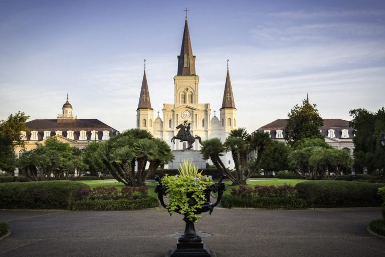 St. Louis Cathedral |©NOCO