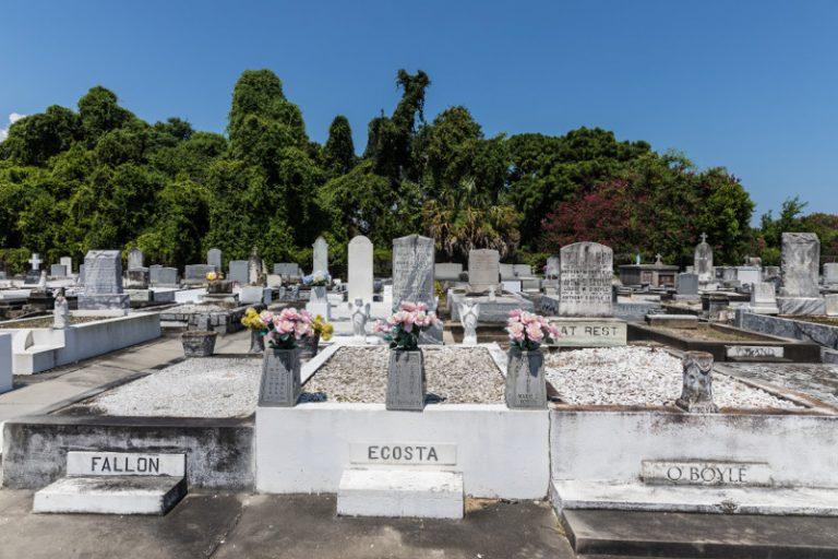 Cemetery | ©Wiechman Tourism Service