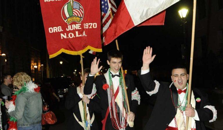 St. Joseph's Day Italian Parade ©Cheryl Gerber