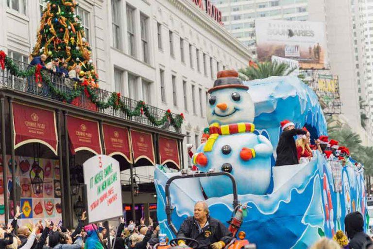 Holiday Parade |© Paul Broussard