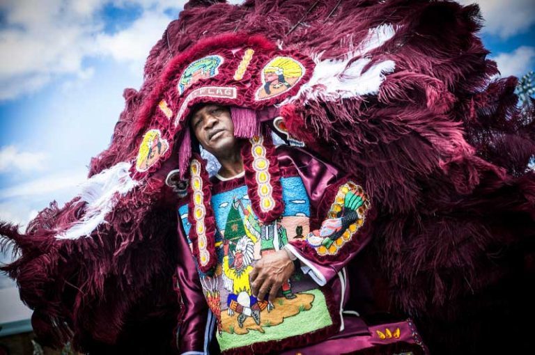 Mardi Gras Indians © Pableau Johnson