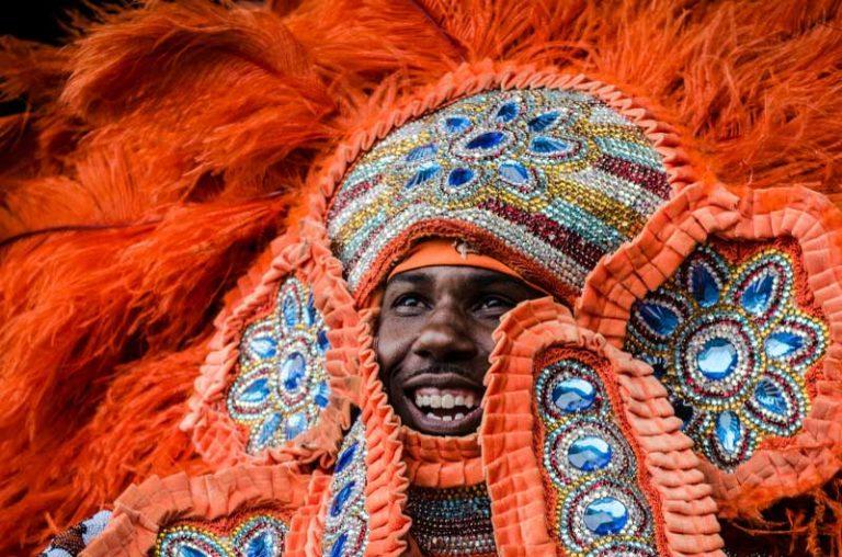 Mardi Gras Indians © Pableau Johnson