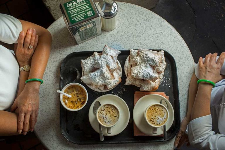 Café Du Monde |©Todd Colemann