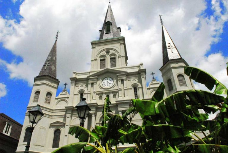St. Louis Cathedral |©Jeff Anding