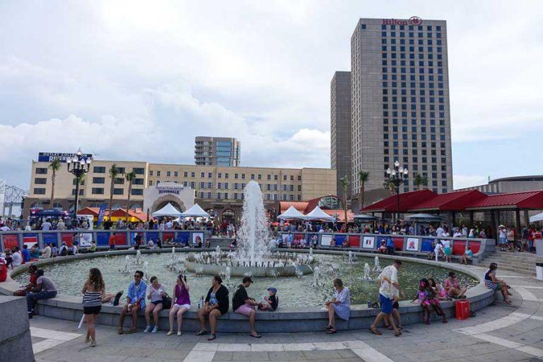Spanish Plaza |©NOTMC
