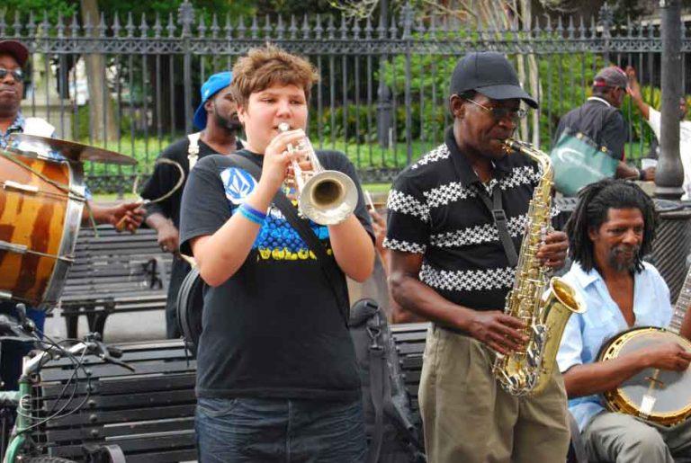 Straßenmusiker |©NOTMC