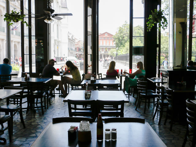 Café Pontalba |© NOTMC