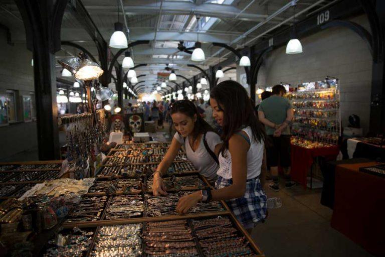 French Market Shopping |©Contiki