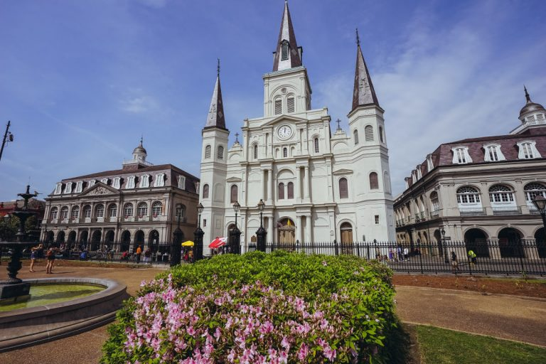 St. Louis Cathedral |©NOTMC