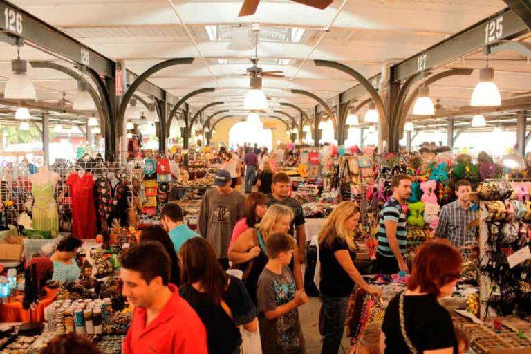 French Market |©Chris Granger