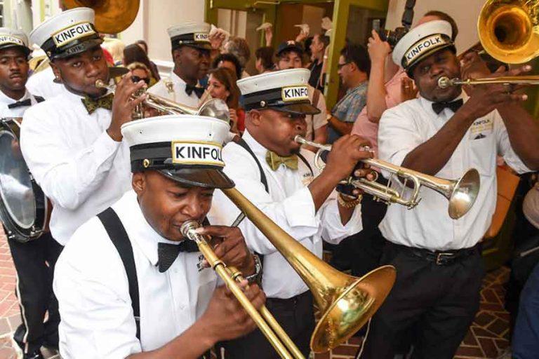 Kinfolk Brass Band | © NOCO