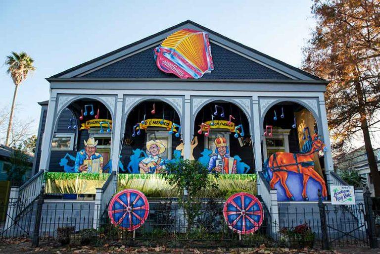 Mardi Gras 2021 - House Floats