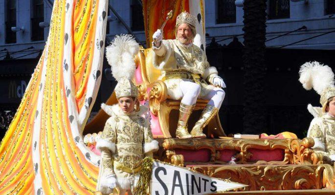 Rex Mardi Gras Parade |© Cheryl Gerber