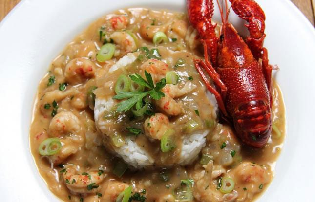 Crawfish-Etouffee