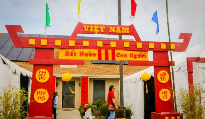 TET Vietnamese New Year Festival |©Rebecca Todd